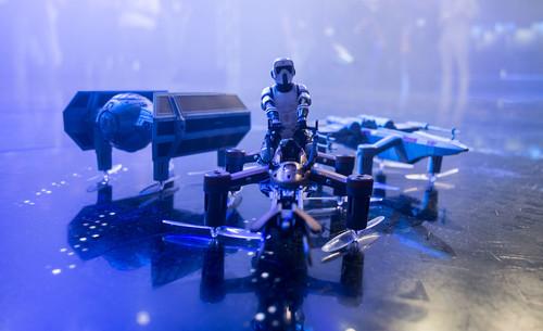 Propel Star Wars Drones, toma de contacto: la Fuerza acompaña en robustez, la autonomía se queda en el Lado Oscuro