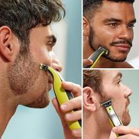 Recortadoras y afeitadoras para el día del padre: ofertas en marcas como Philips y Braun disponibles hasta medianoche en Amazon