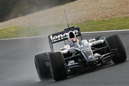 Dani Clos sigue aprovechando sus oportunidades en Williams