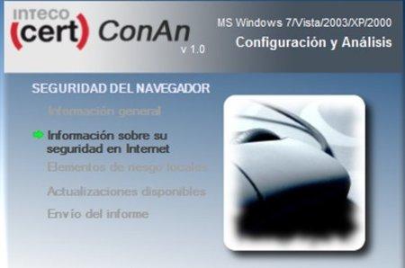 ConAn, herramienta de análisis de vulnarabilidades de INTECO