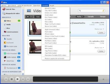 Miro se actualiza y ahora convierte vídeos