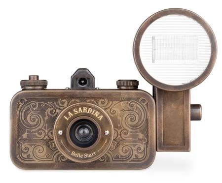 Las nuevas cámaras de Lomography son una lata de sardinas