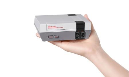 Nintendo Classic Mini, la consola ideal para regalar estas navidades gastando poco dinero, ahora en MediaMarkt por sólo 49,99 euros