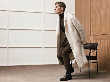 Zara y su colección Studio nos invaden de tonos neutros y cortes oversize este otoño