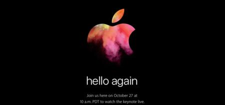 Era de esperar: habrá streaming en directo de la Keynote 'Hello Again'