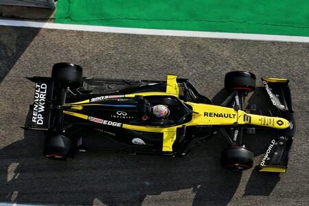 Ricciardo Imola F1 2020