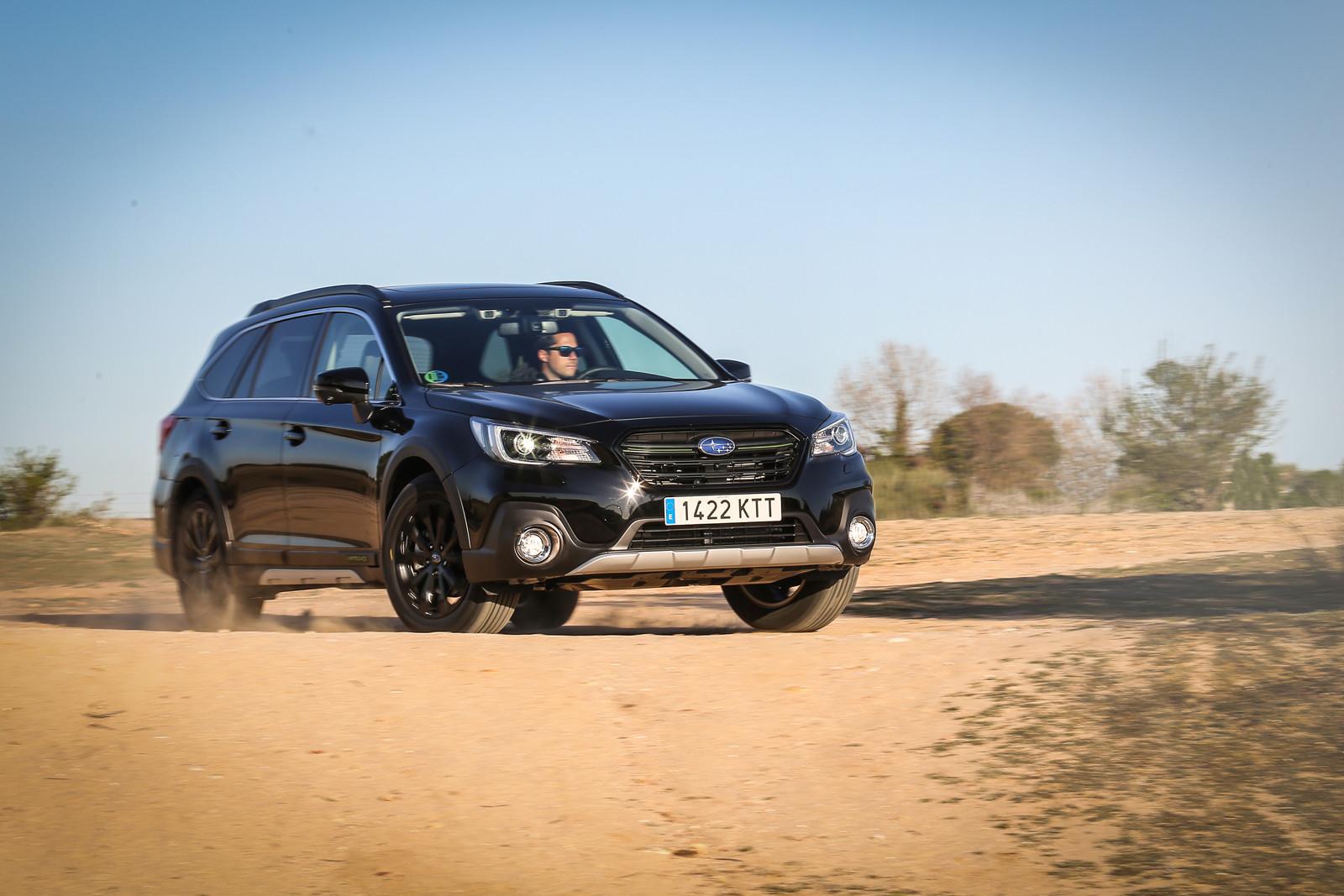 Foto de Subaru Outback GLP (prueba) (11/19)