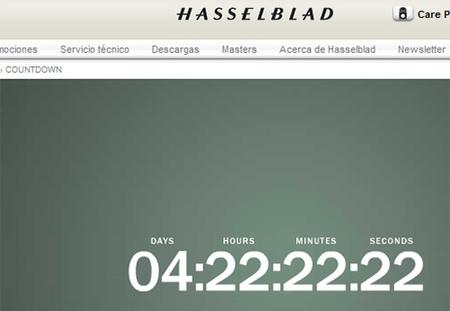 ¿Con qué nos sorprenderá Hasselblad el 1 de febrero?
