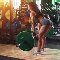 Piernas y glúteos fuertes en 2020: una rutina de la que disfrutarás en el gimnasio