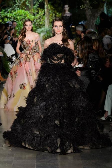 Elie Saab Haute Couture Spring 2015 Pfw51
