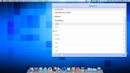 Mailbox, otra aplicación para consultar Gmail desde el Menú