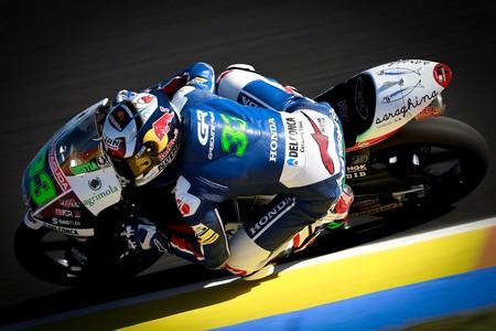 Enea Bastianini Gp Valencia Moto3 2016