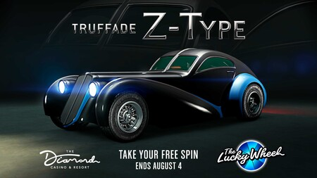 Gta Online Truffade Z Type