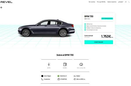 Suscripción de coches