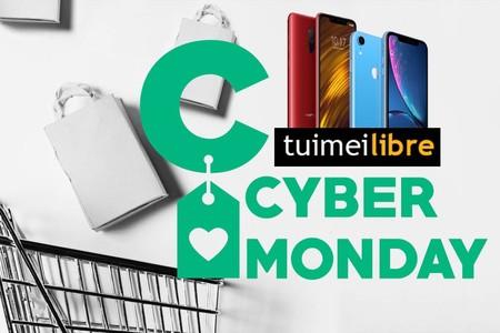 Un Galaxy S9 Plus por 569 euros o un iPhone XR por 779 euros en el Cyber Monday de Tuimeilibre