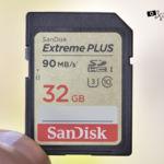 SanDisk Extreme Plus SDXC UHS-I, análisis: una tarjeta con excelente relación calidad-precio