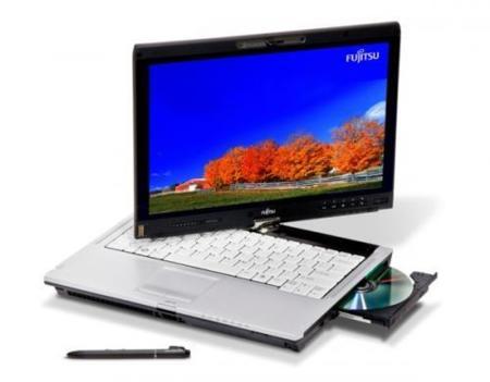 Fujitsu lifebook T900, con procesadores Core i5 y Core i7
