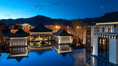 Encuéntrate a tí mismo en el hotel St. Regis Lhasa del Tibet