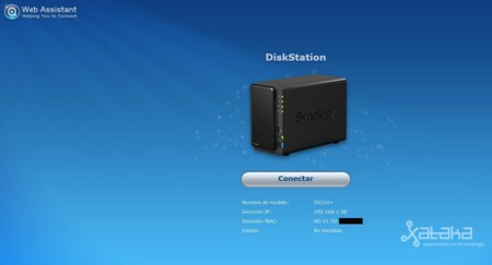 Instalacion Synology Copiar