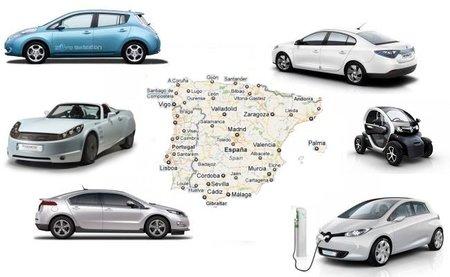 España empieza a incentivar el coche eléctrico