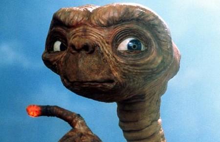 ET the alien