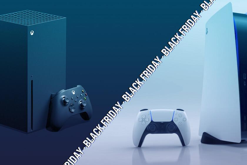 Semana del Black Friday 2020: TV, monitores y accesorios compatibles con PS5 y Xbox Series en oferta