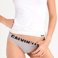 Por sólo 11,95 euros puedes hacerte con una tanga Calvin Klein en gris. 40% de descuento en Zalando con envío gratis