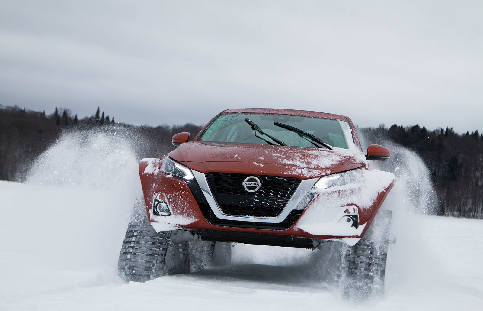 Foto de Nissan Altima-te AWD Concept (1/19)