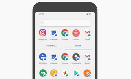 Android P para empresas: estas son las novedades para los dispositivos corporativos