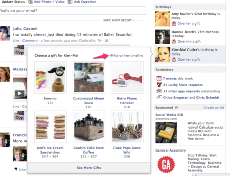 Otro intento más para monetizar su servicio: Facebook le apuesta al e-commerce