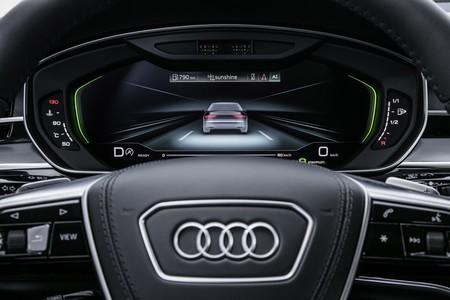 Audi abandona sus planes para dotar al nuevo A8 de un nivel 3 de autonomía: aún no hay marco legal