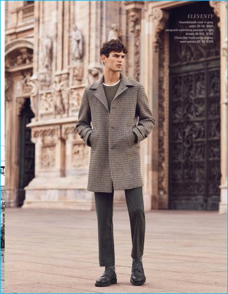Lord Taylor 2016 Fall Mens Catalogue 002
