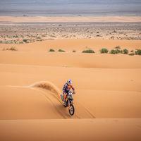 El Rally de Marruecos, antesala del Dakar, marca el camino para la celebración de competiciones de motos en 2020
