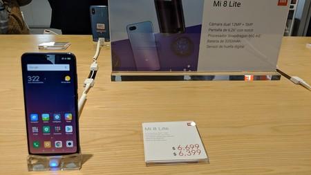 Xiaomi Mi 8 Lite Precio Oficial Mexico