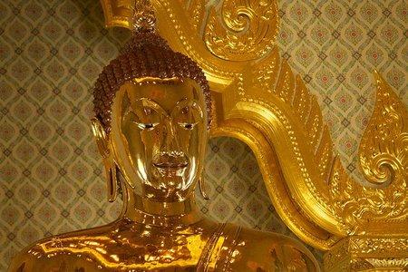 Guía de templos de Bangkok: Wat Traimit o Templo del Buda de Oro