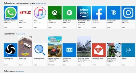 App Microsoft Store