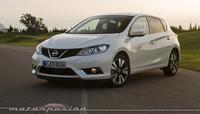 Nissan Pulsar 2014, toma de contacto