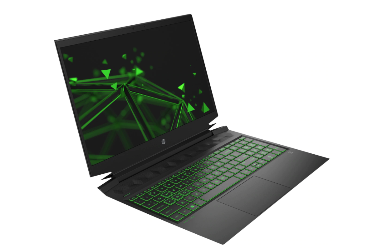Portátil Gaming HP Pavilion 16-a0002ns, i7, 8GB, 512GB SSD, GeForce GTX 1650Ti 4GB, FreeDOS 3.0/Sin Sistema Operativo