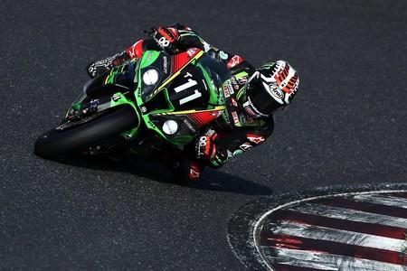 Jonathan Rea Kawasaki Green Team 8 Horas Suzuka 2018