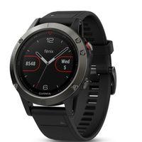 Reloj deportivo Garmin Fenix 5 GPS con 86 euros de descuento en Amazon: ahora por 365 euros