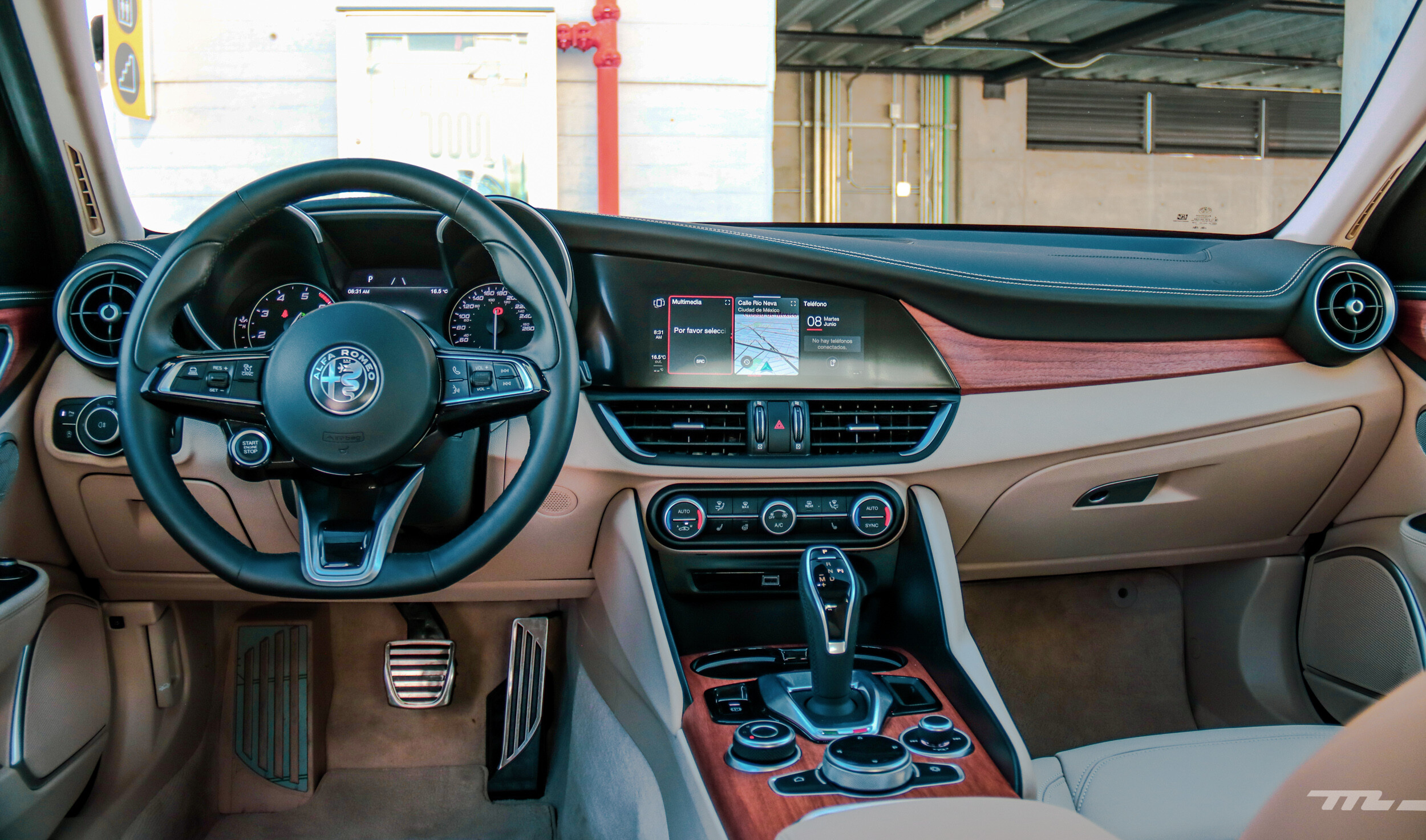 Foto de Alfa Romeo Giulia Lusso 2021 (39/83)