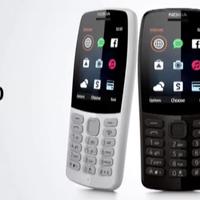 Nokia 210: por 35 euros Nokia nos ofrece la esencia del Nokia 3210 modernizada y pensada para mercados emergentes