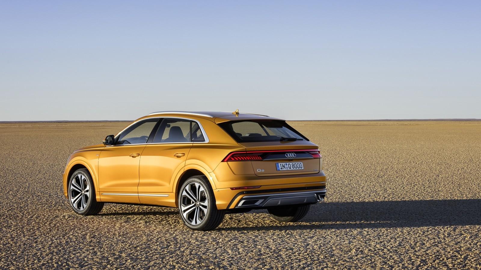 Foto de Audi Q8 2019 (19/33)