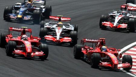 Raikkonen Brasil F1 2007
