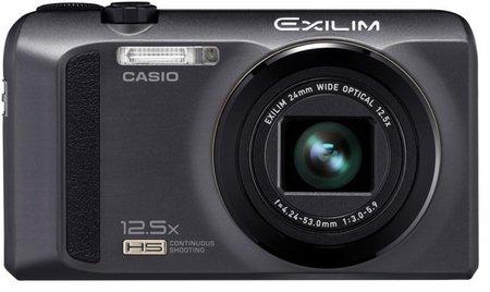 Casio Exilim EX-ZR100, la velocidad como punto fuerte