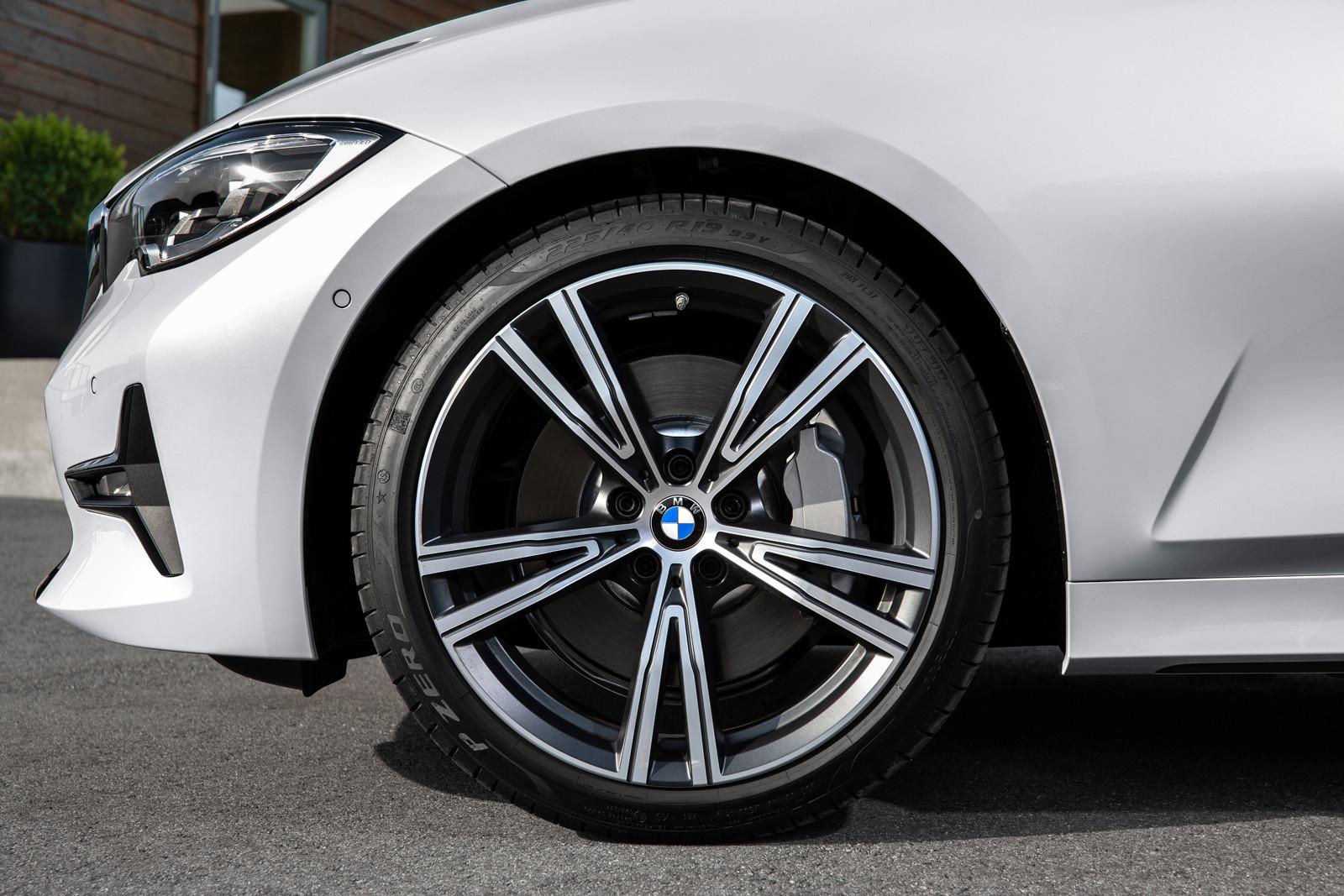 Foto de BMW Serie 3 2019 (66/131)