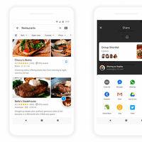 Google Maps estrena los planes en grupo: decide dónde cenar con tus amigos fácilmente