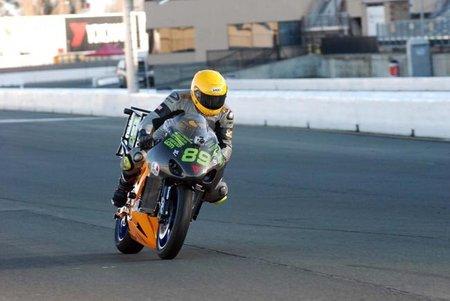 SWIGZ la moto eléctrica más potente del mundo (y la más fea)