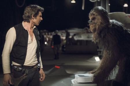 Han Solo Chewbacca