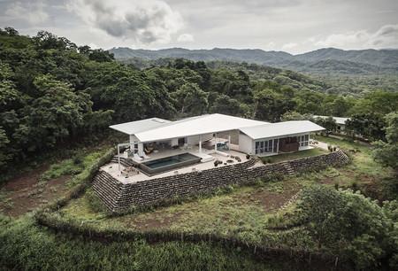 Casa Pájaro de Plata, una maravilla en medio de la selva de Costa Rica